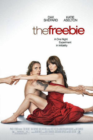 """Poster art for """"The Freebie"""""""