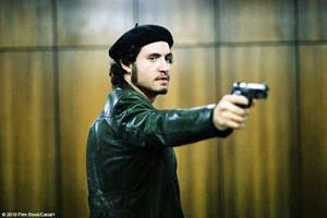 "Edgar Ramirez as Carlos the Jackal in ""Carlos."""