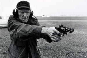 "William S. Burroughs in ""William S. Burroughs: A Man Within"""