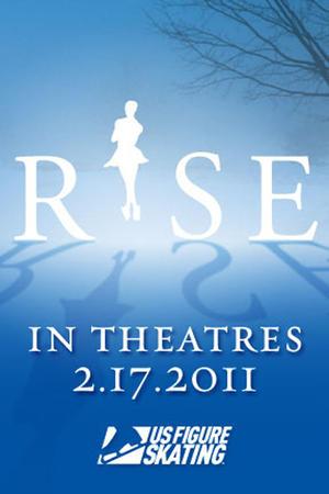 "Poster art for ""Rise."""