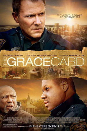 """Poster art for """"The Grace Card"""""""