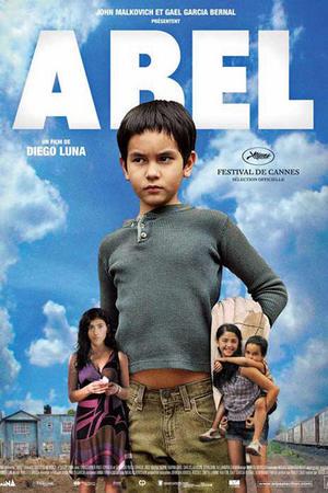 """Poster art for """"Abel."""""""