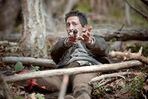 """Adrien Brody in """"Wrecked."""""""