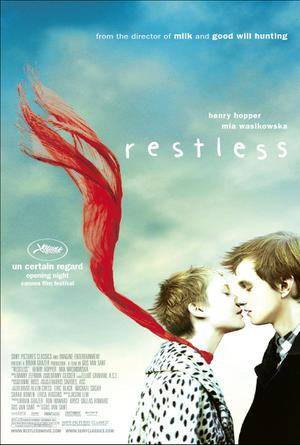 "Poster Art for ""Restless."""