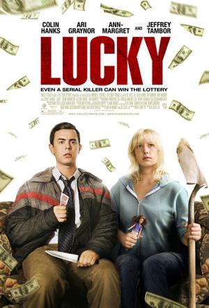 """Poster art for """"Lucky."""""""