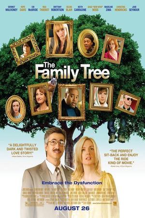 "Poster art for ""The Family Tree."""