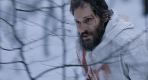 """Vincent Gallo in """"Essential Killing."""""""