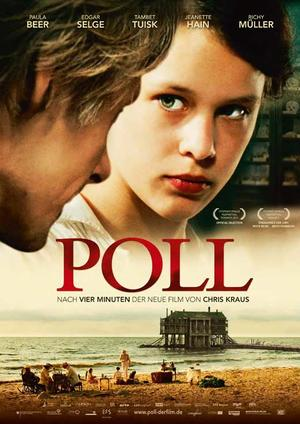 "Poster art for ""The Poll."""