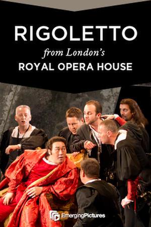 """Poster art for """"Rigoletto."""""""