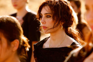 """Nadine Labaki as Amale in """"Where Do We Go Now?"""""""