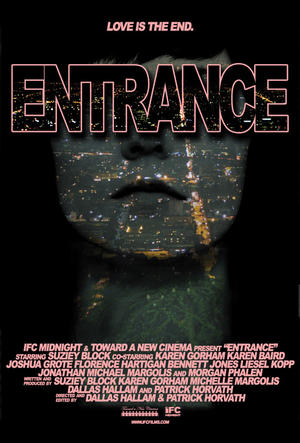 "Poster art for ""Entrance."""