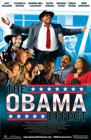 """Poster art for """"The Obama Effect."""""""