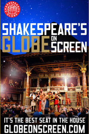 """Poster art for """"All's Well that Ends Well - Shakespeare's Globe on Screen Series."""""""