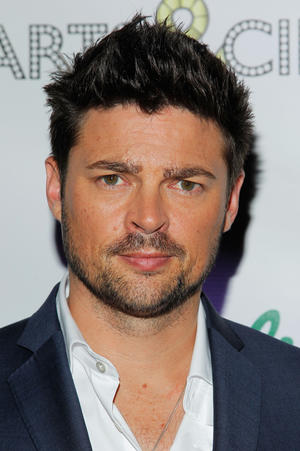 "Karl Urban at the premiere of ""Dredd"" during the 2012 Toronto International Film Festival in Canada."