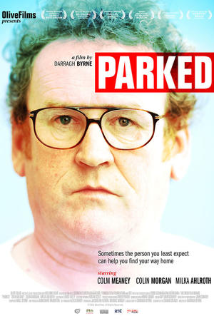 "Poster art for ""Parked."""