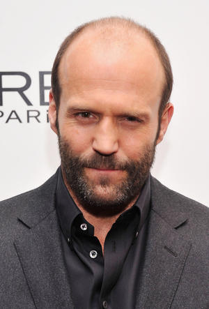 "Jason Statham at the New York premiere of ""Parker."""