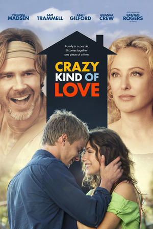 "Poster art for ""Crazy Kind of Love."""