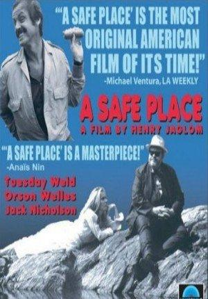 """Poster art for """"A Safe Place."""""""