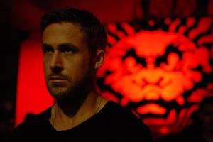 "Ryan Gosling in ""Only God Forgives."""