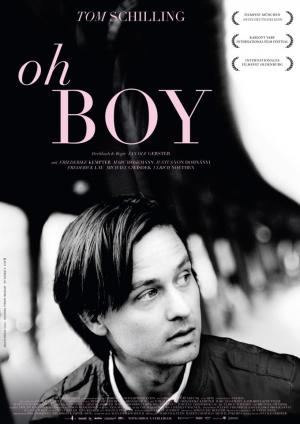 "Poster art for ""Oh Boy."""