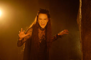 "Asia Argento as Undead Lucy in ""Argento's Dracula 3D."""