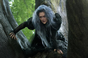 "Meryl Streep in ""Into the Woods."""