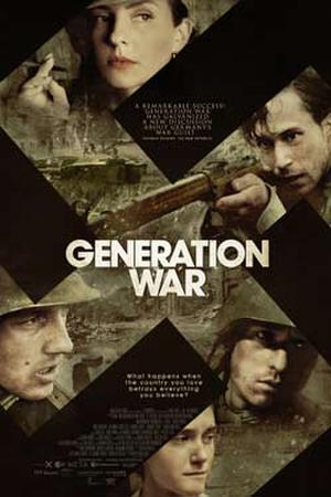 "Poster art for ""Generation War."""