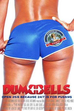 "Poster art for ""Dumbbells."""