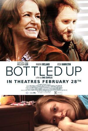 """Poster art for """"Bottled Up."""""""