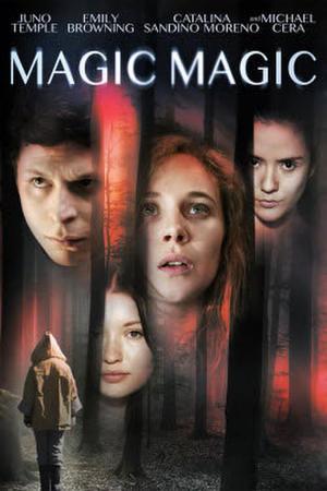"Poster art for ""Magic Magic"""