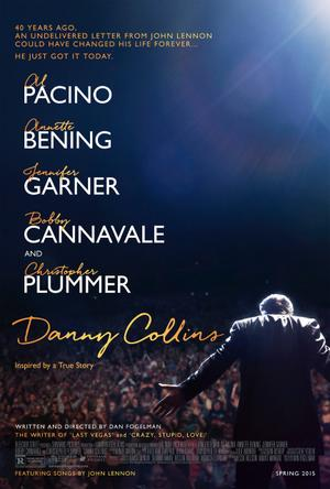 "Poster art for ""Danny Collins."""