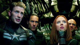 Exclusive: Captain America: The Winter Soldier: Movie Clip - Secure the Ship - Click to play