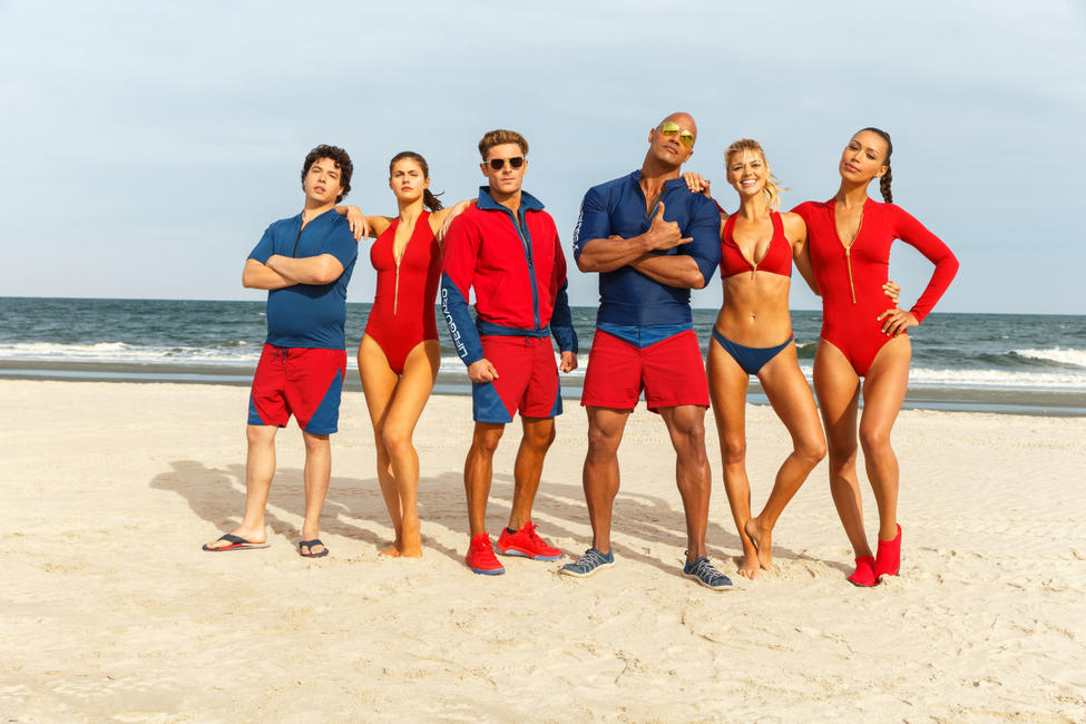 Image result for baywatch movie stills