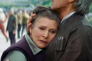 News Briefs: Carrie Fisher to Appear in 'Star Wars: Episode IX,' Says Her Brother