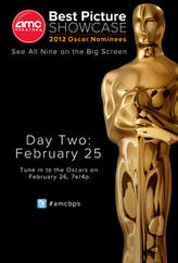 AMC Best Picture Showcase: 2012 Oscar® Nominees – Day 2 showtimes and tickets