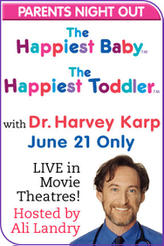 Happiest Baby and Happiest Toddler Live With Dr. Karp showtimes and tickets