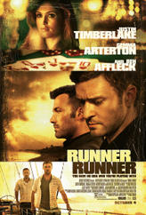 Runner Runner showtimes and tickets