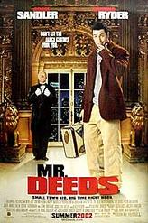 Mr. Deeds showtimes and tickets