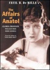 The Affairs of Anatol showtimes and tickets