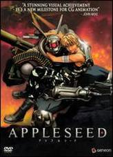 Appleseed showtimes and tickets