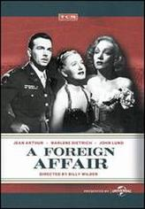 A Foreign Affair (1948) showtimes and tickets