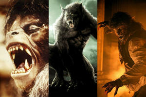 Most Intense Werewolves
