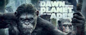 Awesome Art Reveals What 'Dawn of the Planet of the Apes' Almost Looked Like