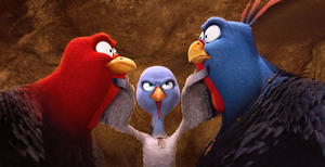 Film Mom: 'Free Birds' Is a PSA to Save the Turkeys… or Is It?