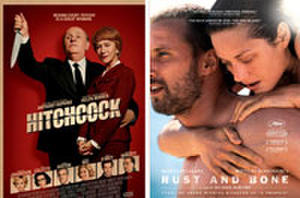 Indie Close-Up: Awards Contenders 'Rust and Bone,' 'Hitchcock,' 'Central Park Five' Open in Theaters