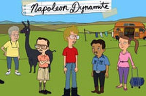 'Napoleon Dynamite' Cartoon Coming - Check Out First Image