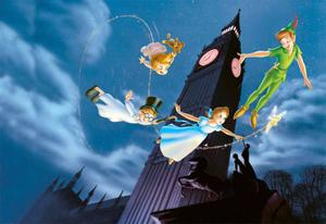 A Dad Remembers the Magic of  'Peter Pan'