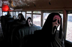 'Scream 4' and 'Thor' Images Crash the Internet