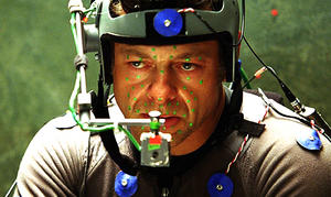 The Motion-Capture Performances of Andy Serkis