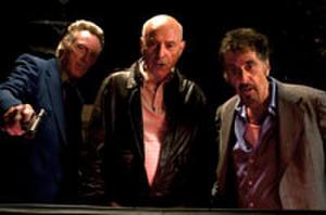 "Trailer: Christopher Walken Must Kill 'Stand Up Guy"" Al Pacino"